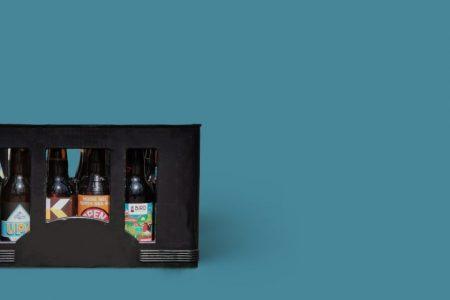 Kratje speciaal bier