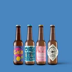 Bestel bier- pakketten